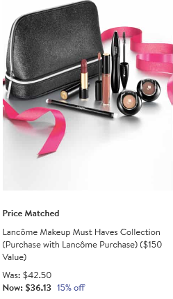 lancome holiday beauty box 15 off at Nordstrom icangwp blog