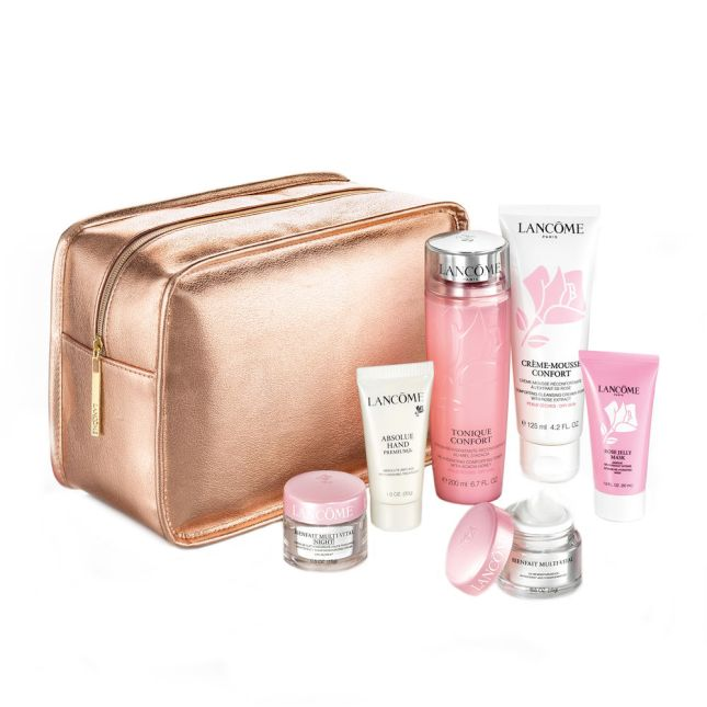 lancome holiday skincare purchase with purchase icangwp blog nov 2018