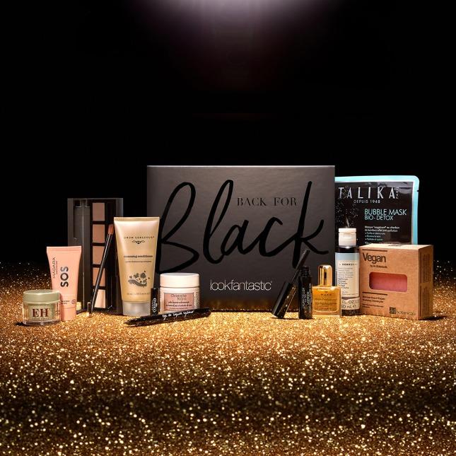 lookfantastic black friday beauty box 2018 icangwp beauty blog