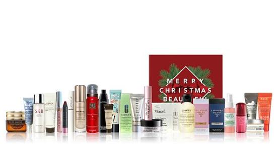 Macy s Beauty Collection 25 Pc. Advent Calendar Set Created for Macy s A 300 Value Beauty Macys icangwp blog