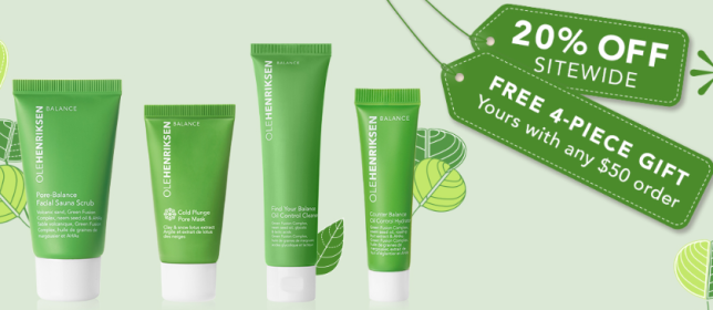 Ole Henriksen Natural Skin Care Anti Aging Products Celebrity Skin Care Line Los Angeles Day Spa