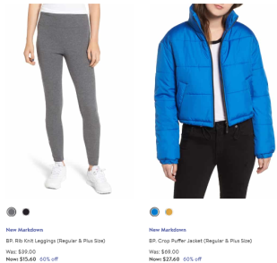Plus Size Clothing Sale Nordstrom