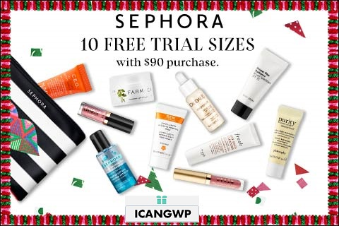 sephora black friday 2018 gobigger 10 gift with 90 icangwp blog
