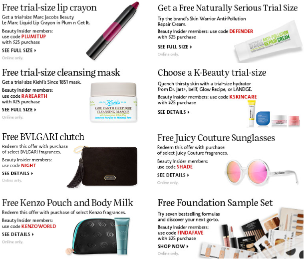Sephora Coupons Promo Codes Coupon Codes Sephora nov 2018 icangwp 2