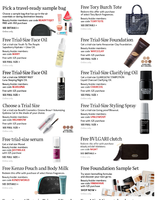 Sephora Coupons Promo Codes Coupon Codes Sephora thanksgiving icangwp blog