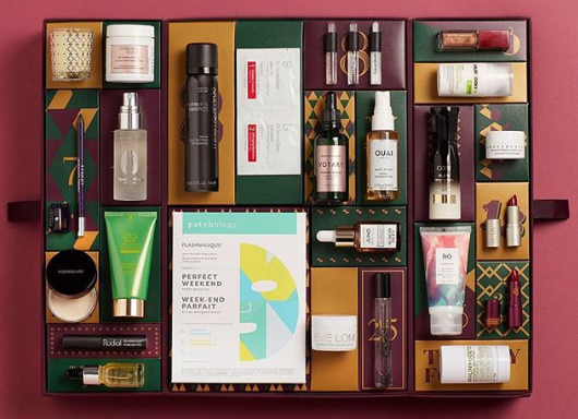 Space NK 🇺🇸 beauty advent calendar icangwp blog