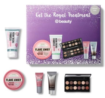 Target Beauty Box Holiday Best of Boots Cosmetic Set Target icangwp blog
