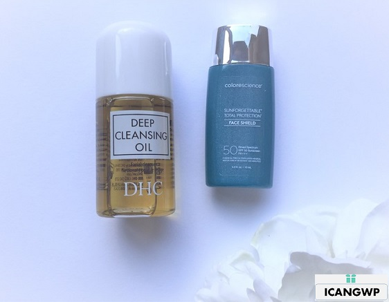 Target Beauty Box Holiday Dermstore Skin Care Colletion icangwp blog dhc