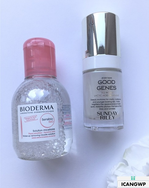 Target Beauty Box Holiday Dermstore Skin Care Colletion icangwp blog sunday riley good genes