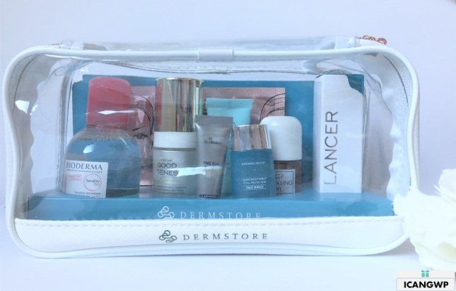 Target Beauty Box Holiday Dermstore Skin Care Colletion icangwp blog unboxing