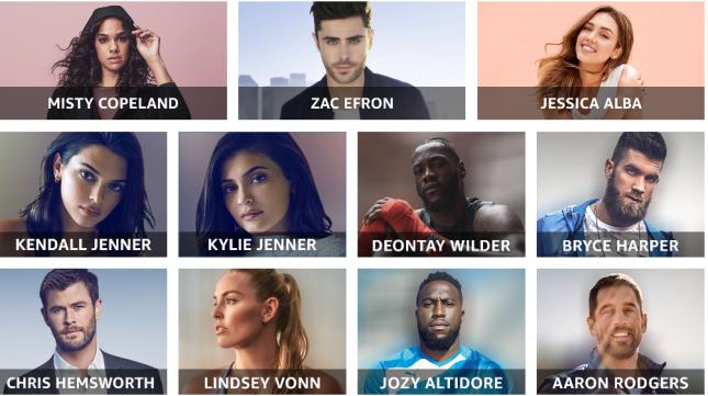 The Celebrity Store Amazon.com