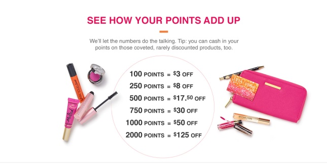 ulta points redeem ulta points
