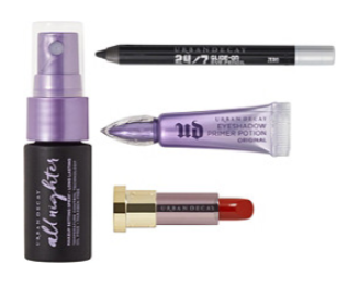 Urban Decay Cosmetics Beauty Break FREE 4 Pc Urban Decay Gift with any 50 online purchase Ulta Beauty icangwp blog
