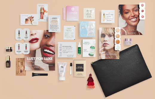 18pc gift with 100 Gift with Purchase Nordstrom dec 2018 icangwp blog