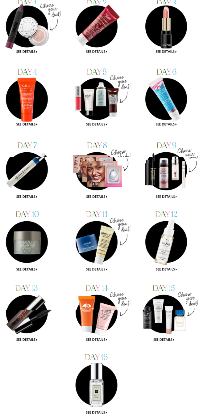 Beauty Advent Calendar 2018   Sephora day 16.png