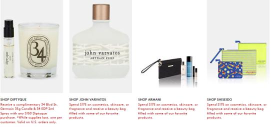 Gift with Purchase Barneys New York icangwp beauty blog