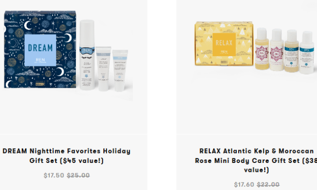 Winter Sale REN Clean Skincare