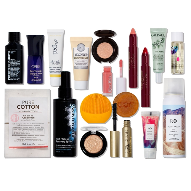 b glowing beauty bundle 2018 icangwp beauty blog