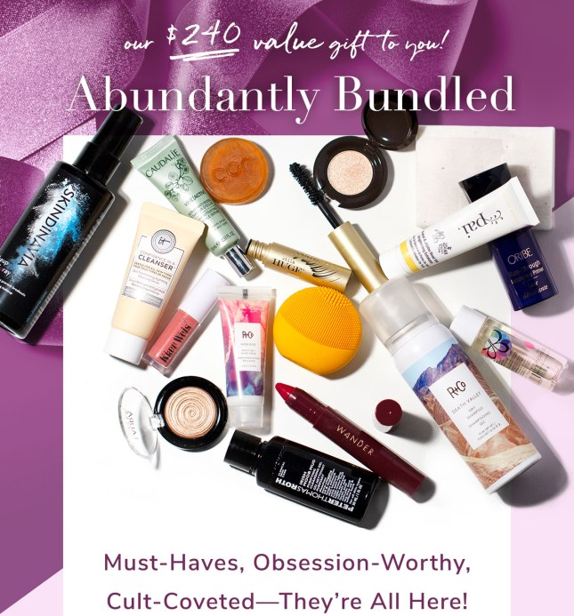 b glowing beauty bundle 2018 icangwp blog