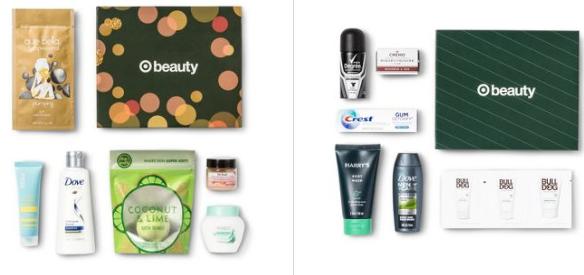 Beauty Box Target