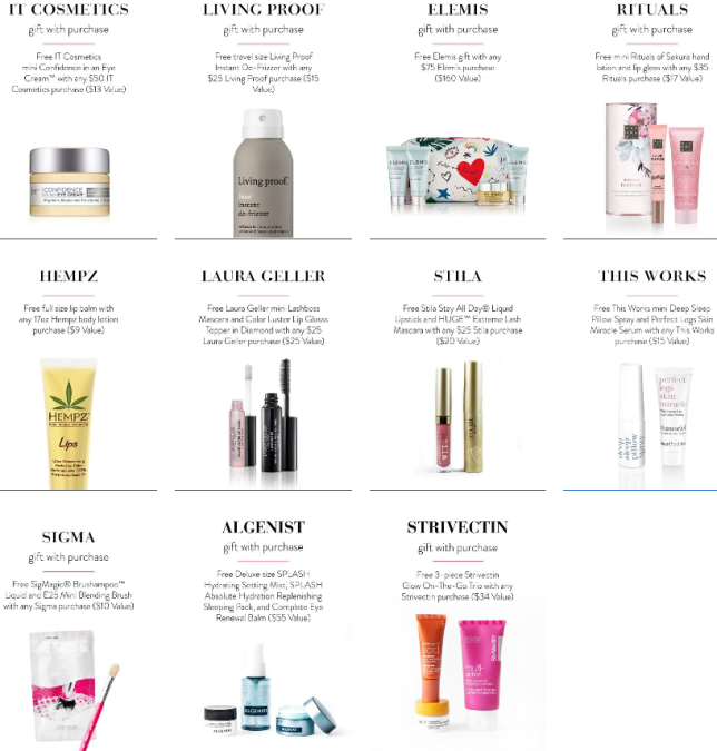 beauty kind Beauty Bonuses