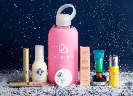 BeautyKind This Just In Free 9 Piece Gift Free Shipping With All 55 Purchases icangwp blog dec 2018