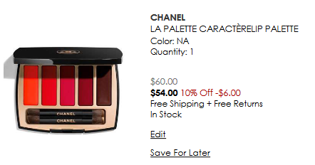 chanel dsale at neiman