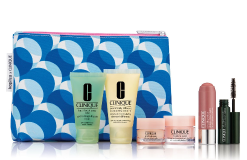 Clinique Yours with any 50 Clinique Purchase Neiman Marcus