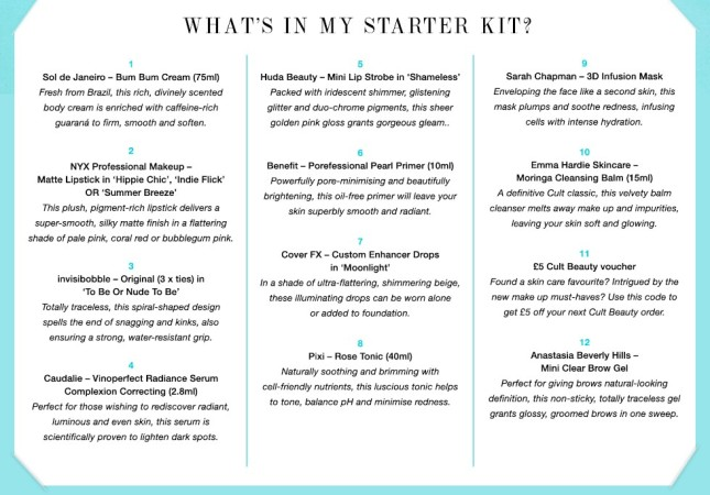cult beauty starter kit icangwp blog (3)