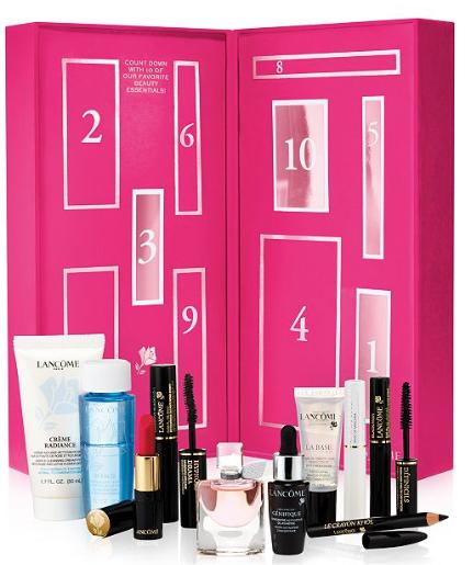 Lancôme 10 Pc. Best Of Lancôme Beauty Countdown Gift Set Created for Macy s a 122 Value Skin Care Beauty Macys icangwp blog