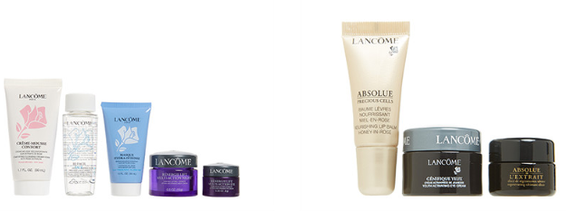 lancome Gift with Purchase Nordstrom dec 2018 icangpw blog