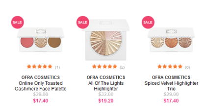 ofra Cosmetics Fragrance Skincare and Beauty Gifts Ulta Beauty