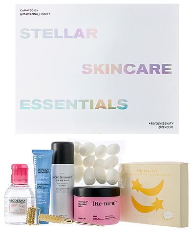 REVOLVE Beauty x Marianna Hewitt Stellar Skincare Essentials in REVOLVE icangwp blog dec 2018