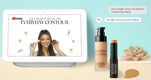 Sephora Skincare Advisor on Google Home.png