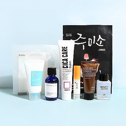 style korean stay rich box