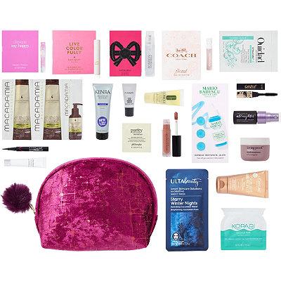 ulta 20pc gift bag icangwp beauty blog dec 2018