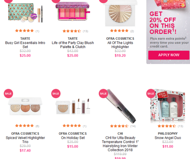Ulta Beauty hot buys icangwp beauty blog