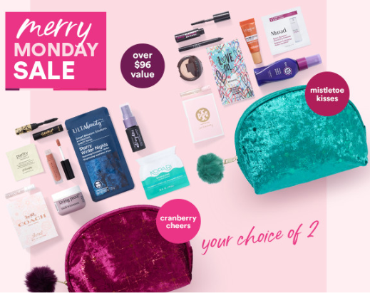 Ulta Beauty merry monday icangwp blog dec 2018