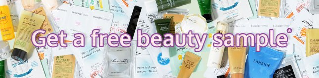 yesstyle beauty samples.jpg