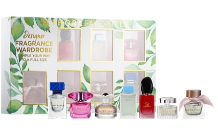 designer fragrance wardrobe minis sephora favorites sephora icangwp blog