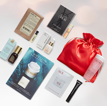 free beauty samples makeup bag gift with purchase nordstrom