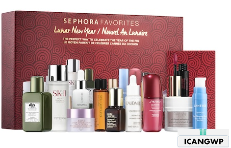 lunar new year kit sephora favorites sephora icangwp beauty blog jan 2019