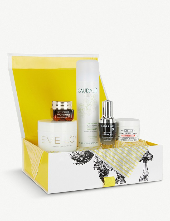 selfridges skincare set icangpw blog