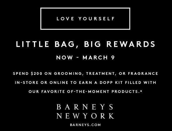 barneys love yourself gift bag 2019 icangwp blog