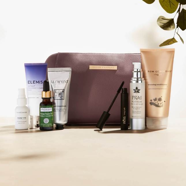 beauty expert vegan collection beauty box feb 2019 icangwp blog