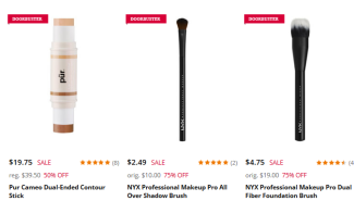 Beauty Products on Doorbuster Stage Stores 2