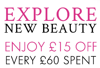Explore New Beauty at Space NK with £15 off every £60 icangwp blog