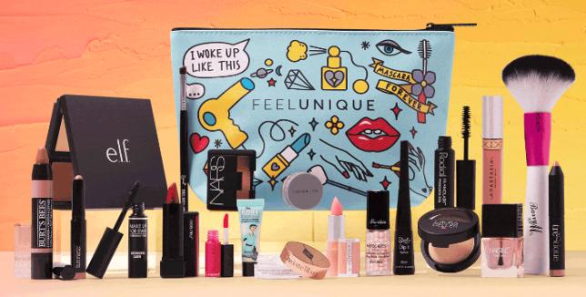 Feelunique beauty bag february 2019 icangwp blog