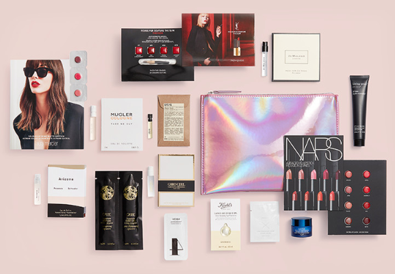 Gift with Purchase Nordstrom feb 2019 icangwp blog