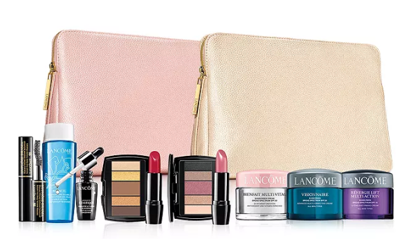 Lancôme Gift with any 39.50 Lancôme purchase up to a 129 value Bloomingdales icangwp blog feb 2019